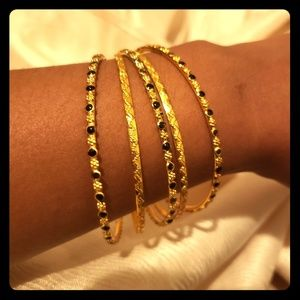 Jewels by Isa Bangle Braclets